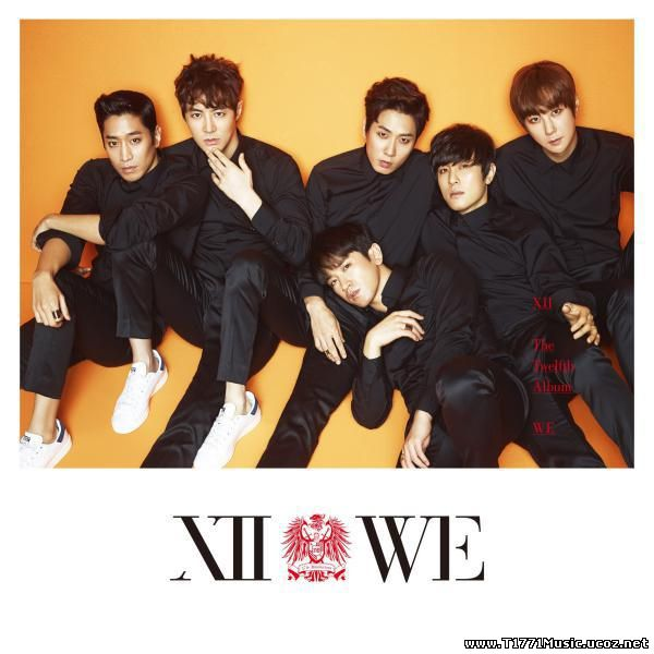 K-POP:: [ALBUM] Shinhwa – WE