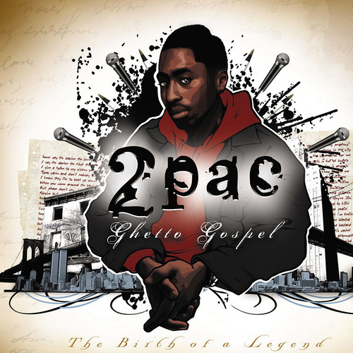 Other Rap:: 2Pac - Ghetto Gospel (The Birth of a Legend)